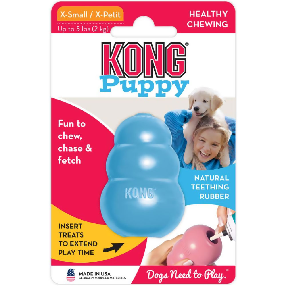 Puppy KONG - X-Small im test
