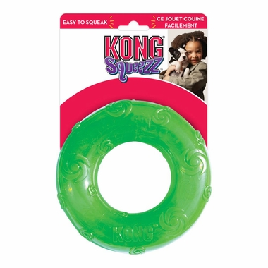 KONG-LARGE-SQUEEZZ-RING-DOG-TOY