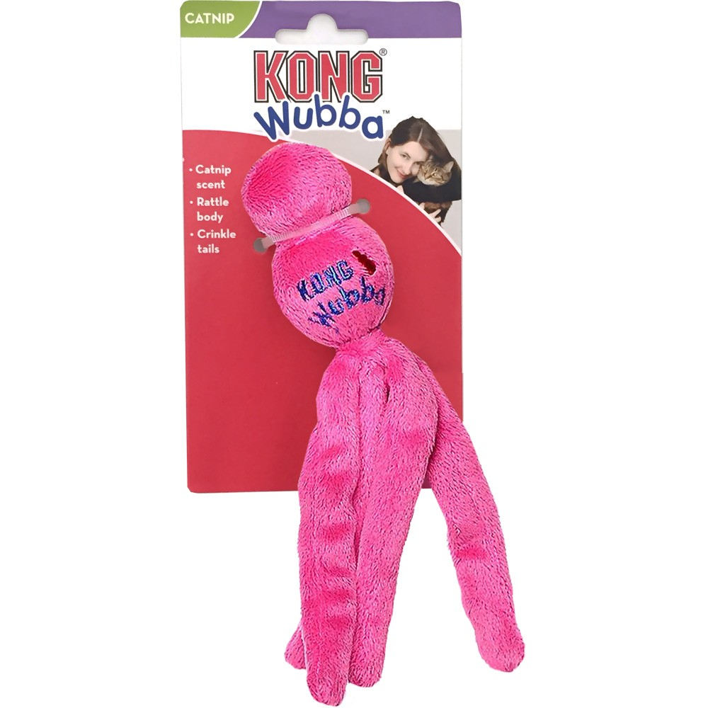 KONG Wubba for Cats