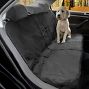 Kurgo Wander Bench Seat Cover - Black