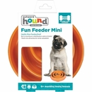 Outward Hound Fun Feeder Mini - Coral Orange
