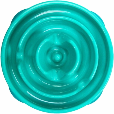 KYJEN-DOG-GAMES-SLO-BOWL-MINI-DROP-TEAL