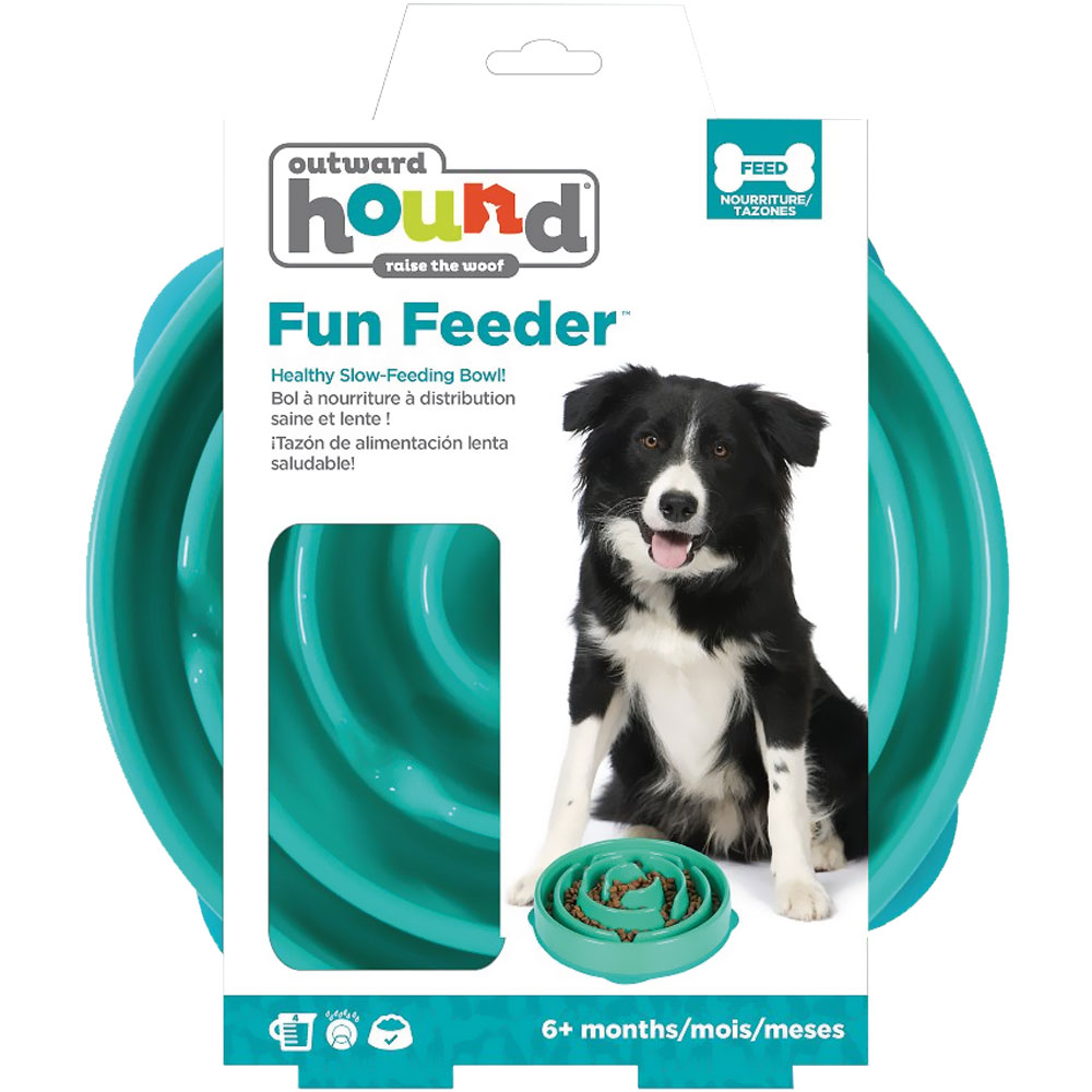 KYJEN-DOG-GAMES-SLO-BOWL-SLOW-FEEDER-DROP-TEAL