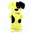 Kyjen Plush Puppies Water Bottle Buddies Dog Toy