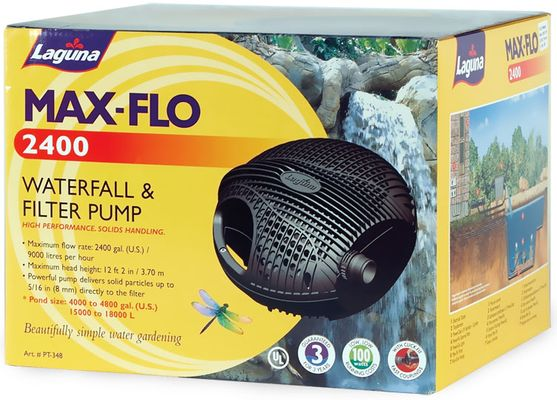 Laguna MaxFlo 2400 Waterfall & Filter Pump