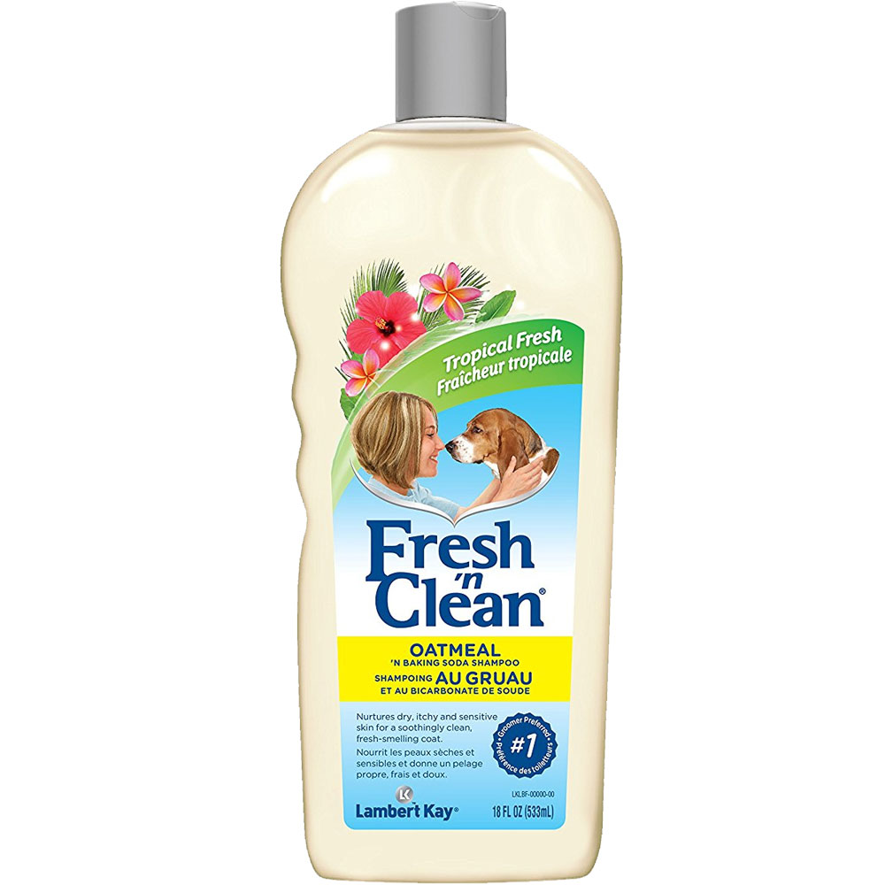 Fresh N' Clean Oatmeal & Baking Soda Shampoo (18 oz) im test