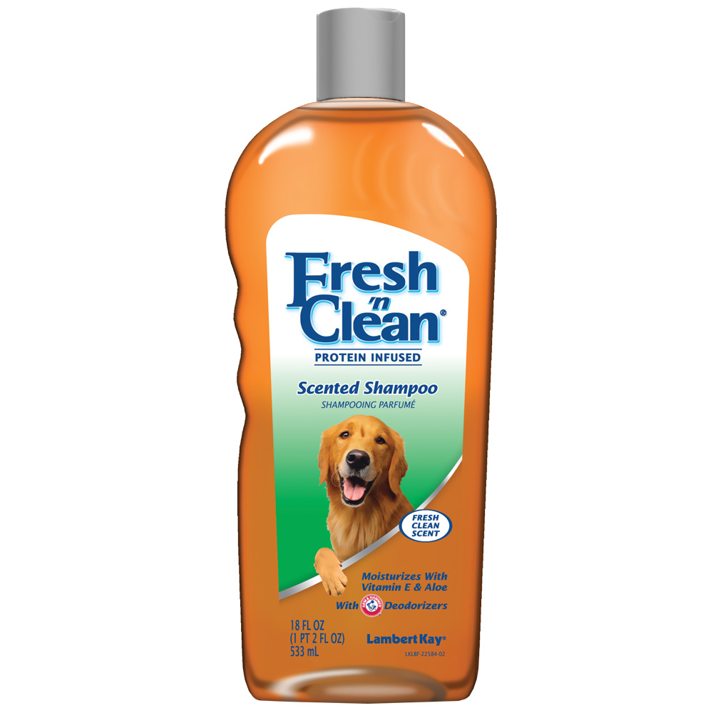 Fresh N' Clean Scented Shampoo (18 oz) im test