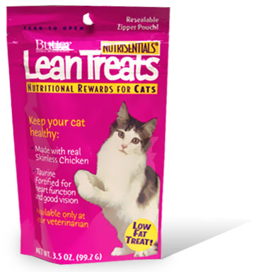Image of Lean Treats - Nutritional Rewards for CATS (3.5 OZ)