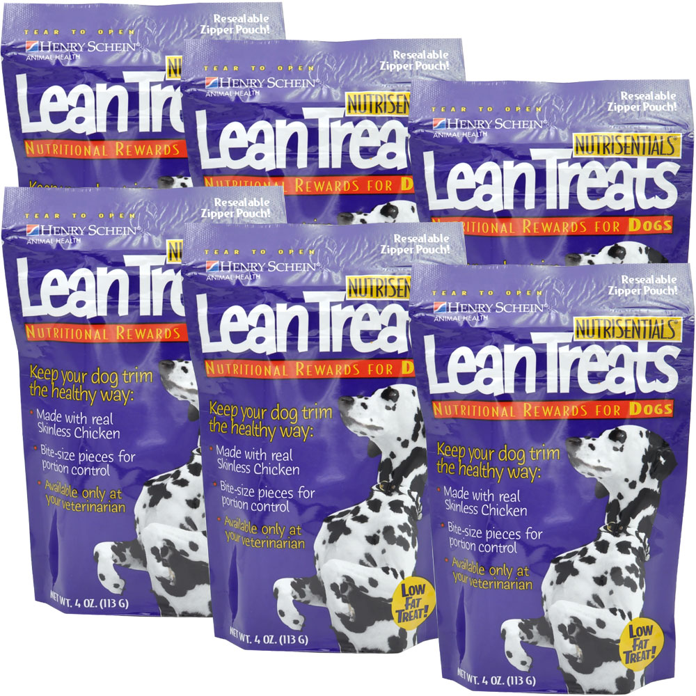 NutriSentials Lean Treats for Dogs 6-Pack im test