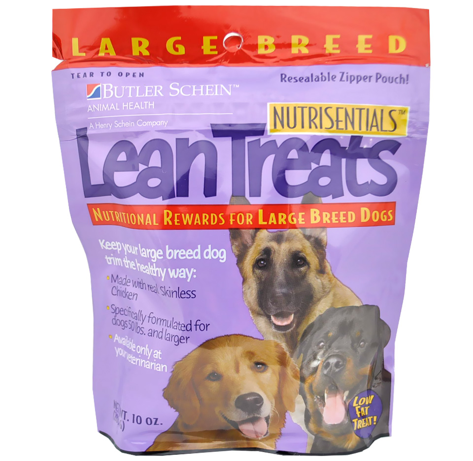 Lean Treats - Nutritional Rewards for Large Breed Dogs (10 oz) im test