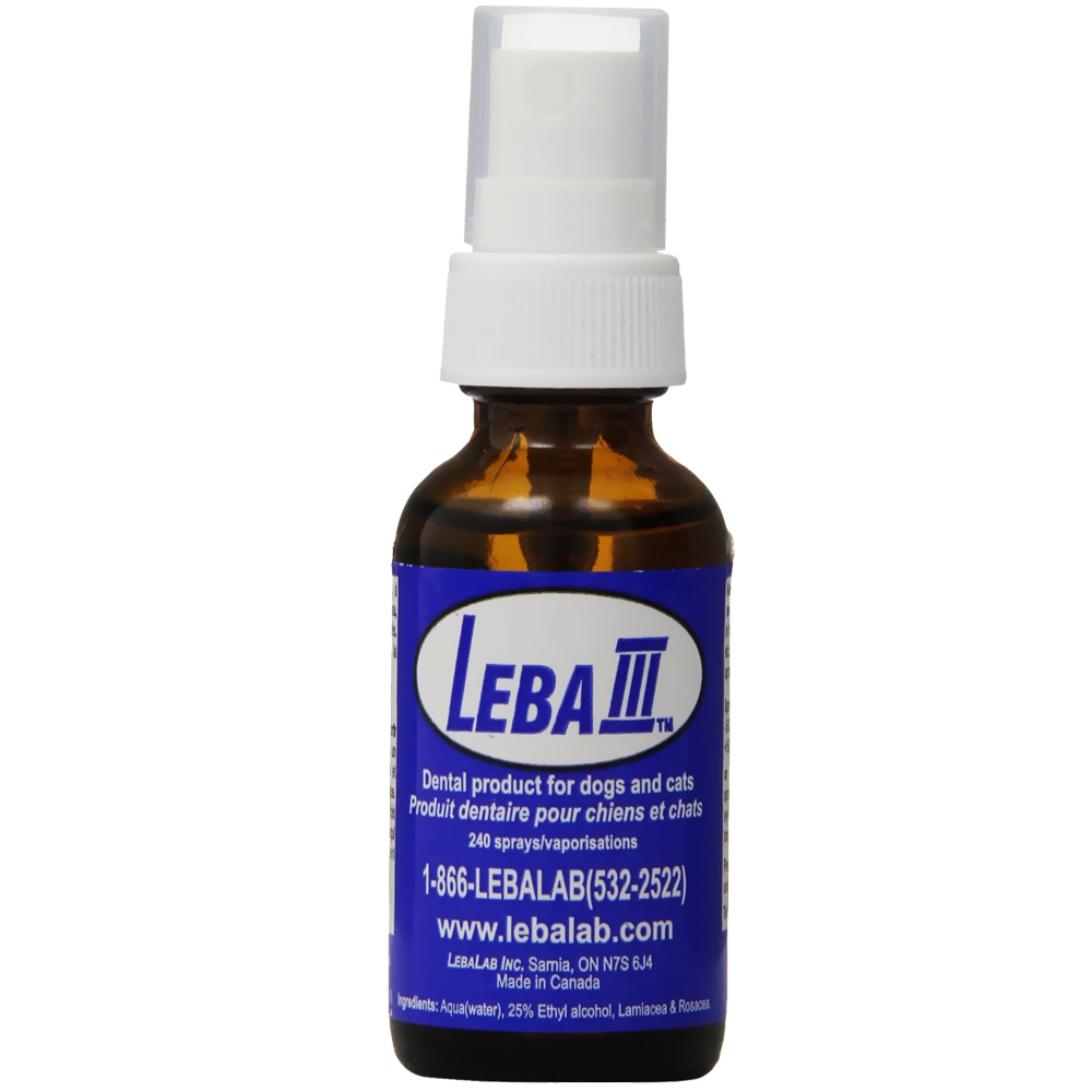 Leba III Pet Dental Spray (1 oz) im test