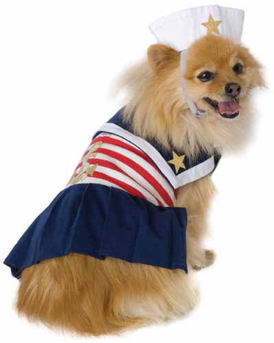 Leg Avenue Dog Costumes Sailor Sweetie Costume im test