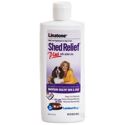 Linatone Shed Relief Plus (8 oz)