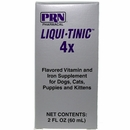Liqui-Tinic 4x Vitamin & Iron Supplement with Dropper (2 oz)