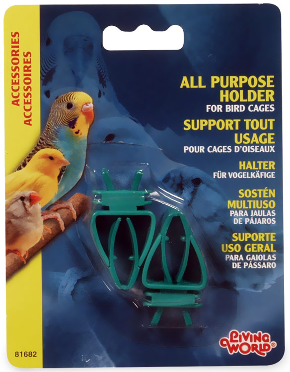 Living World All Purpose Holder for Bird Cages im test