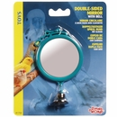 Living World Double Sided Mirror with Bell