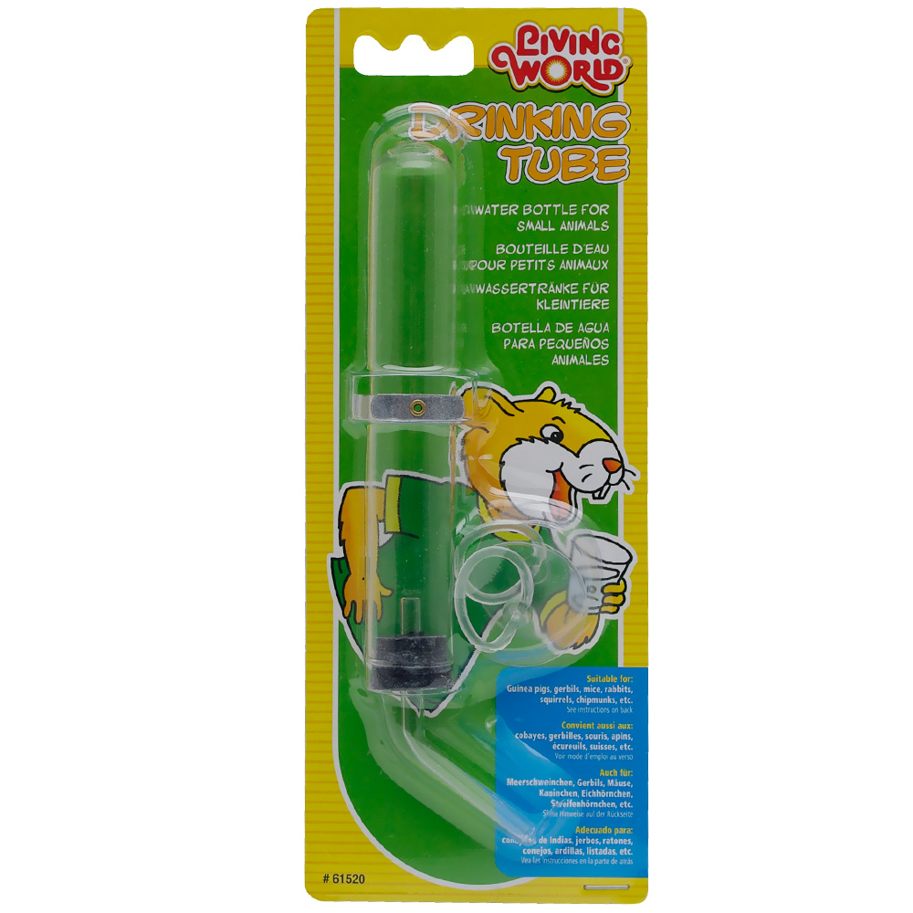 Living World Drinking Tube for Small Animals im test
