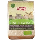 Living World Pine Shavings (4 cu inch)