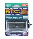 Lixit Cage Snuggler Flat Sided Crock (3 oz)