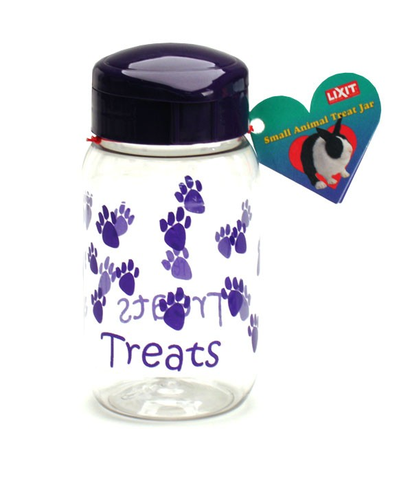 Lixit Small Animal Treat Jar