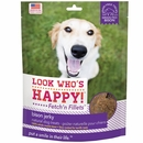 Look Who's Happy! - Fetch'n Fillets - Bison Jerky (3 oz)