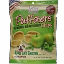 Loving Pets Puffsters Apple & Chicken Treats for Dogs (4 oz)