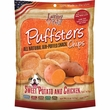 Loving Pets Puffsters Potato & Chicken Treats for Dogs (4 oz)