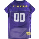 LSU Tigers Dog Jerseys