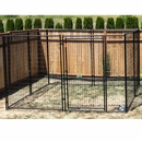 Lucky Dog™ Welded Wire Kennels