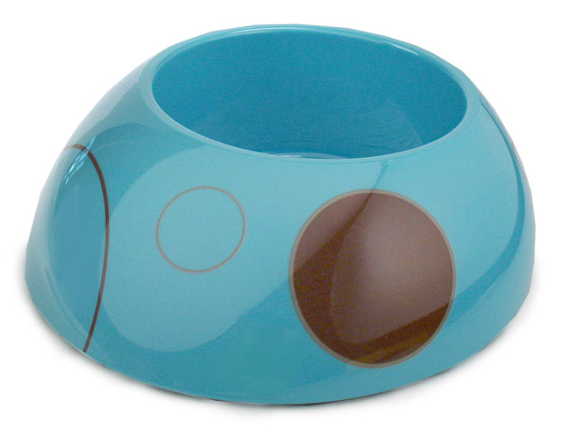 Lucy Pet Bowls -Tangy Turqouise (SMALL - 2.5 CUPS) im test