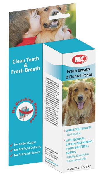 M&C Fresh Breath & Dental Paste