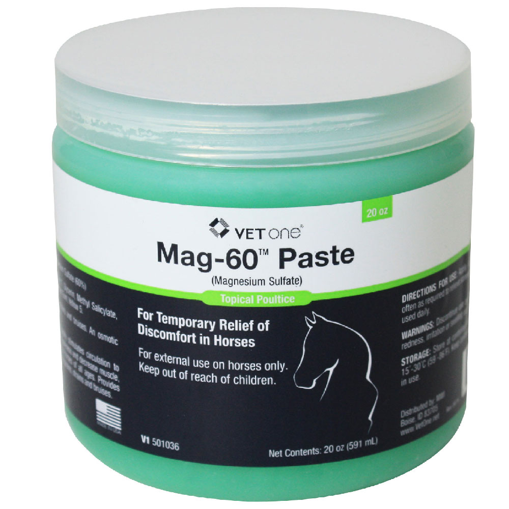 Mag-60 Paste, 20oz im test