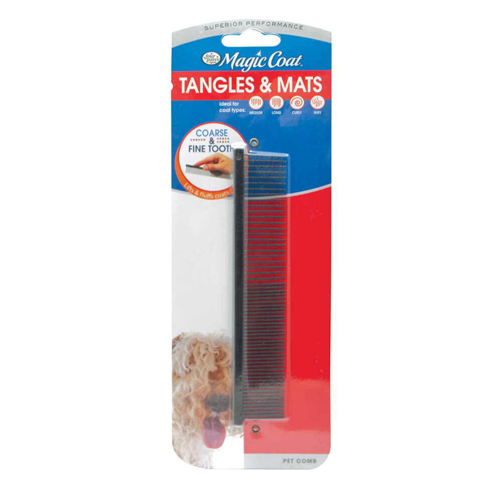 Magic Coat Tangles & Mats Comb im test
