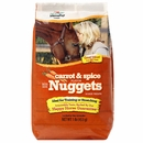 Manna Pro Nuggets Horse Treats - Carrot & Spice Flavor (90 oz)