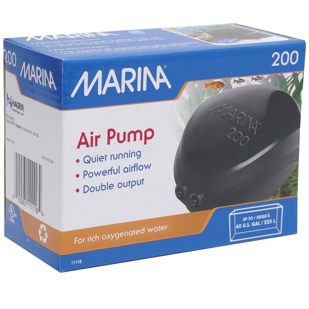 Image of Marina 200 Air Pump