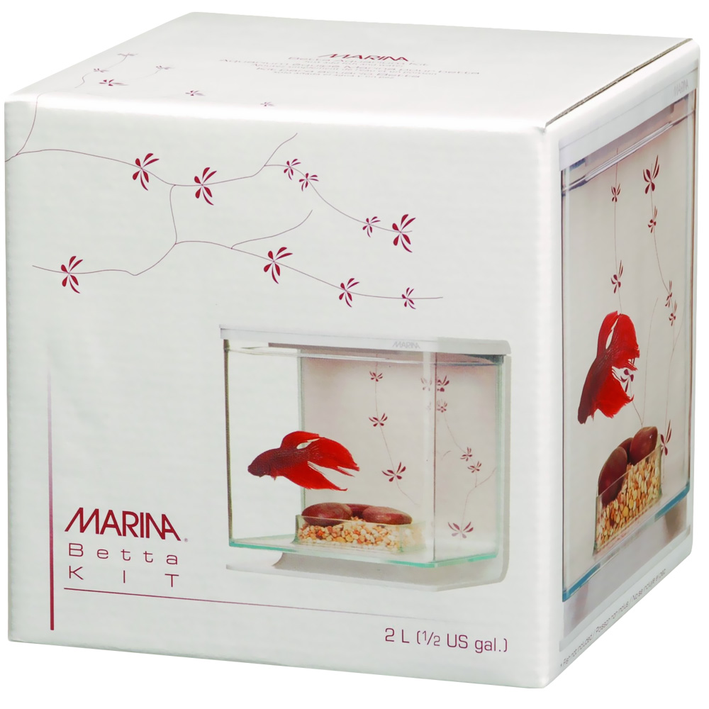 Image of Marina Betta Kit, Contemporary Theme (2L)