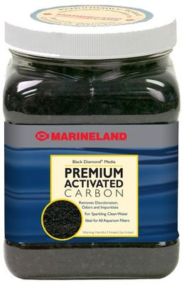 Marineland Black Diamond Premium Activated Carbon - 5 oz - from EntirelyPets