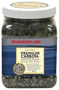 Marineland Premium Carbon-Ammonia Neutralizing Diamond Blend (23 oz)