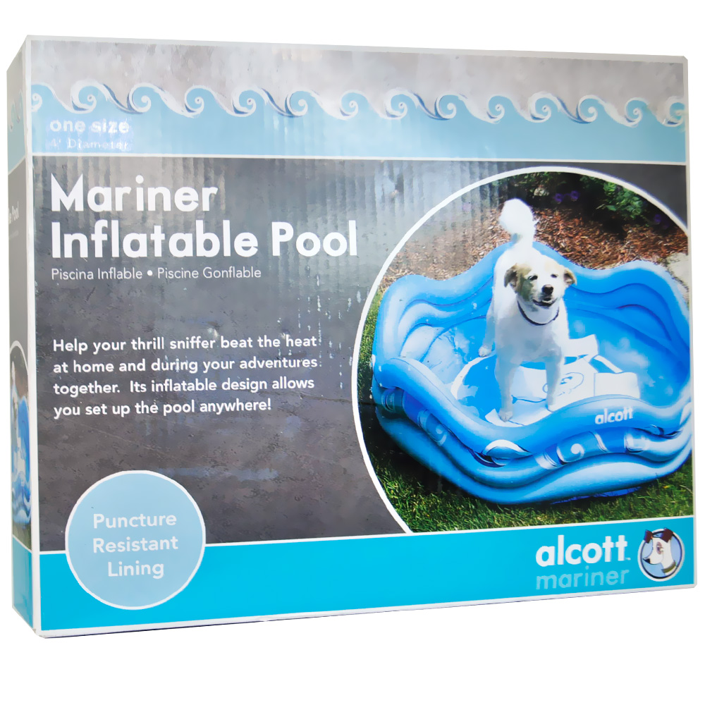 Mariner Inflatable Pool - Blue im test