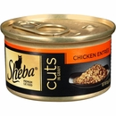 Mars Sheba Premium Cuts Chicken (3 oz)