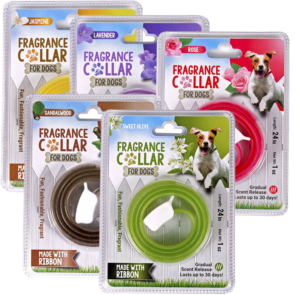 Mascot Fragrance Collar for Dogs - Assorted (5 Pack) im test