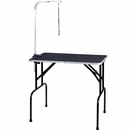 Master Equipment - Grooming Table with Arm (36x24x33In)