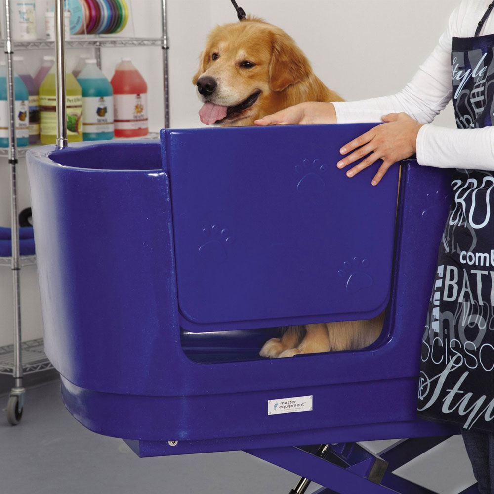 MASTER-EQUIPMENT-POLYPRO-GROOMING-TUB-BLUE