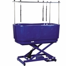 Master Equipment - PolyPro Lift Grooming Tub - Blue