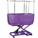 Master Equipment - PolyPro Lift Grooming Tub - Purple