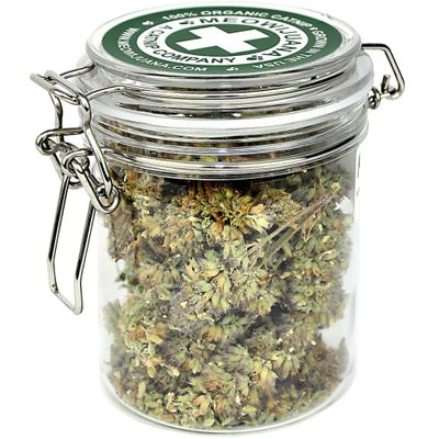 Meowijuana Catnip Buds -Purrple Passion (Large Jar)
