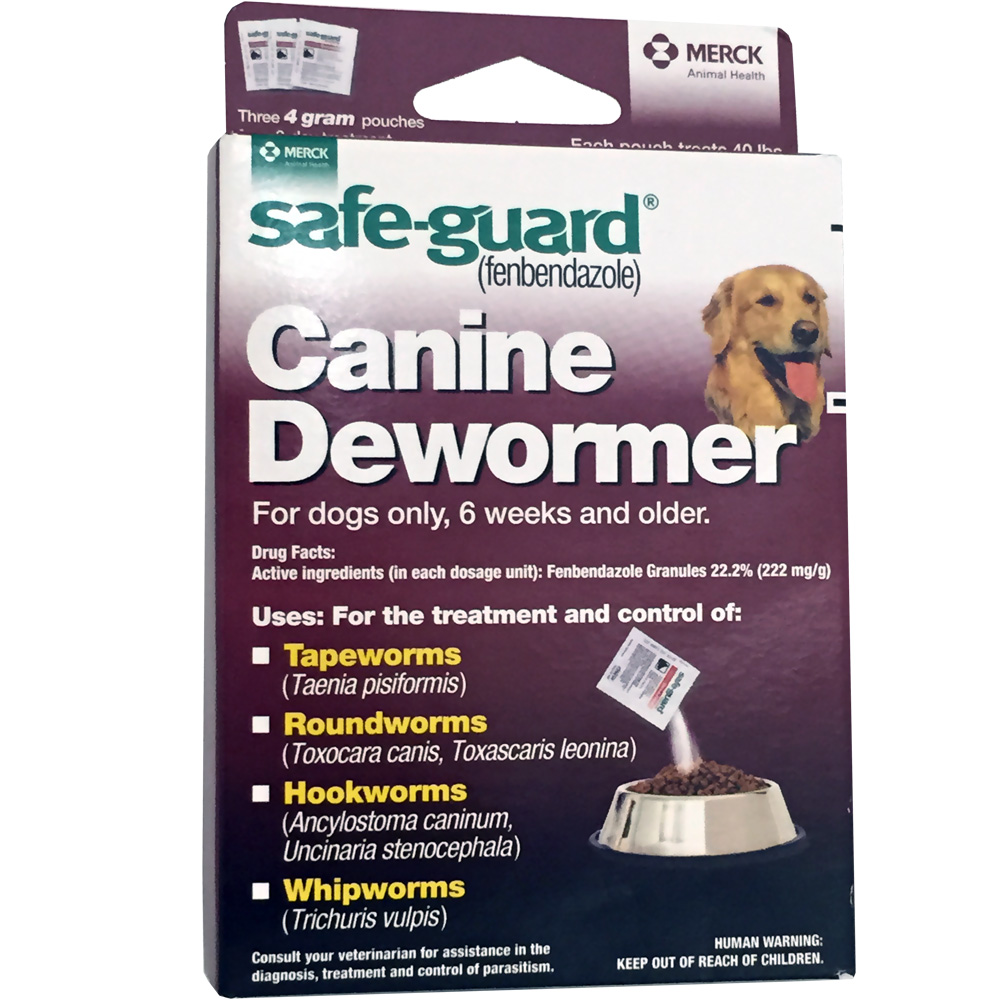 MERCK-SAFEGUARD-CANINE-DEWORMER-4-GM