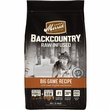 Merrick Backcountry Raw Infused - Big Game Recipe Dry Adult Dog Food (12 lb)