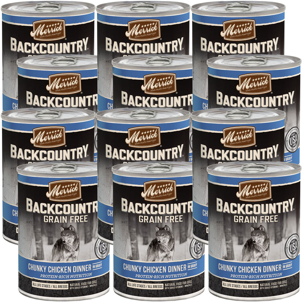 MERRICK-BACKCOUNTRY-CHICKEN-DINNER-DOG-FOOD-12X12-7OZ