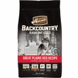 Merrick Backcountry Raw Infused - Great Plains Red Recipe Adult Dry Dog Food (4 lb)